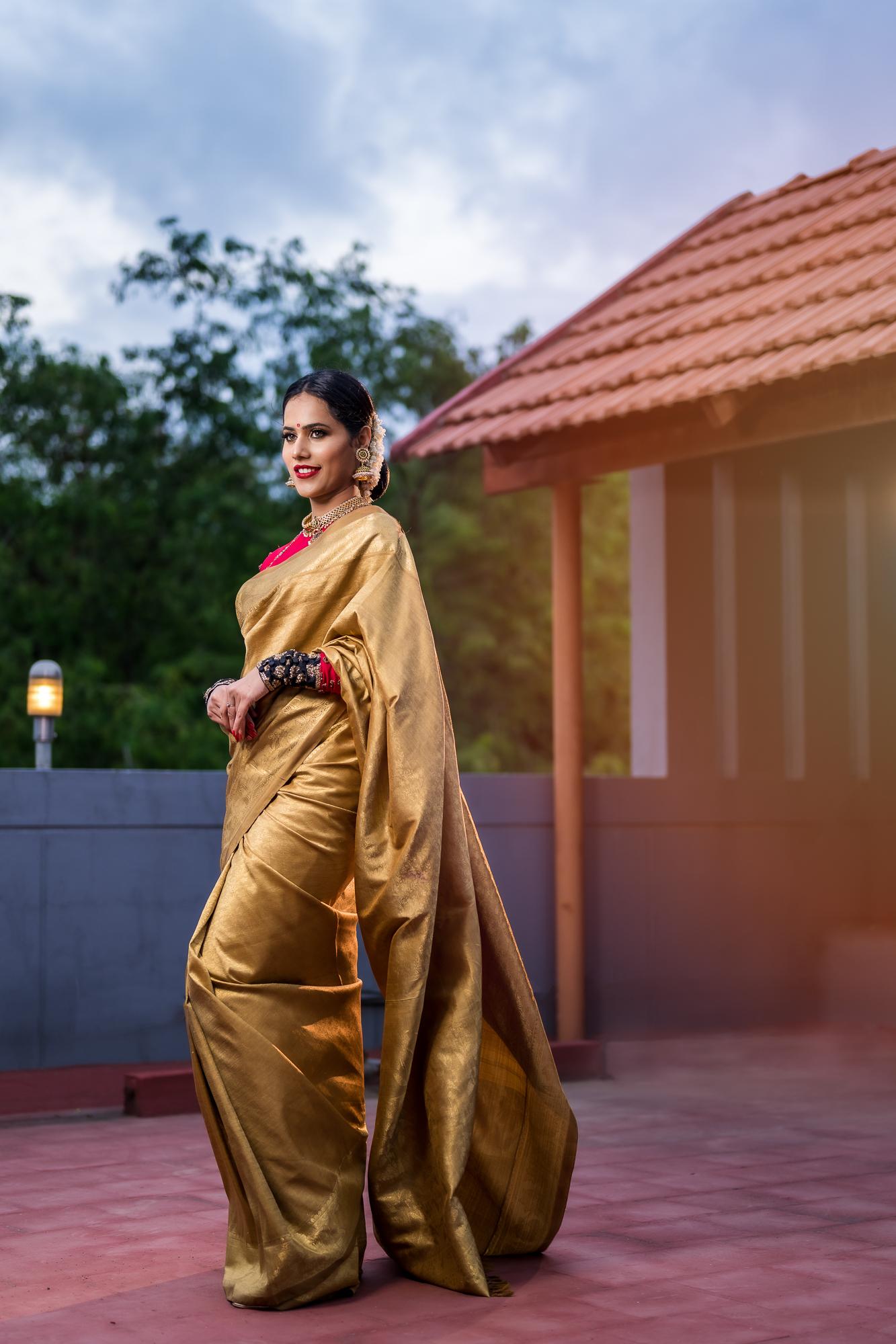 Neeta-Shankar-Photography-Contemporary-Portraits-Traditional-Saree-Portraits
