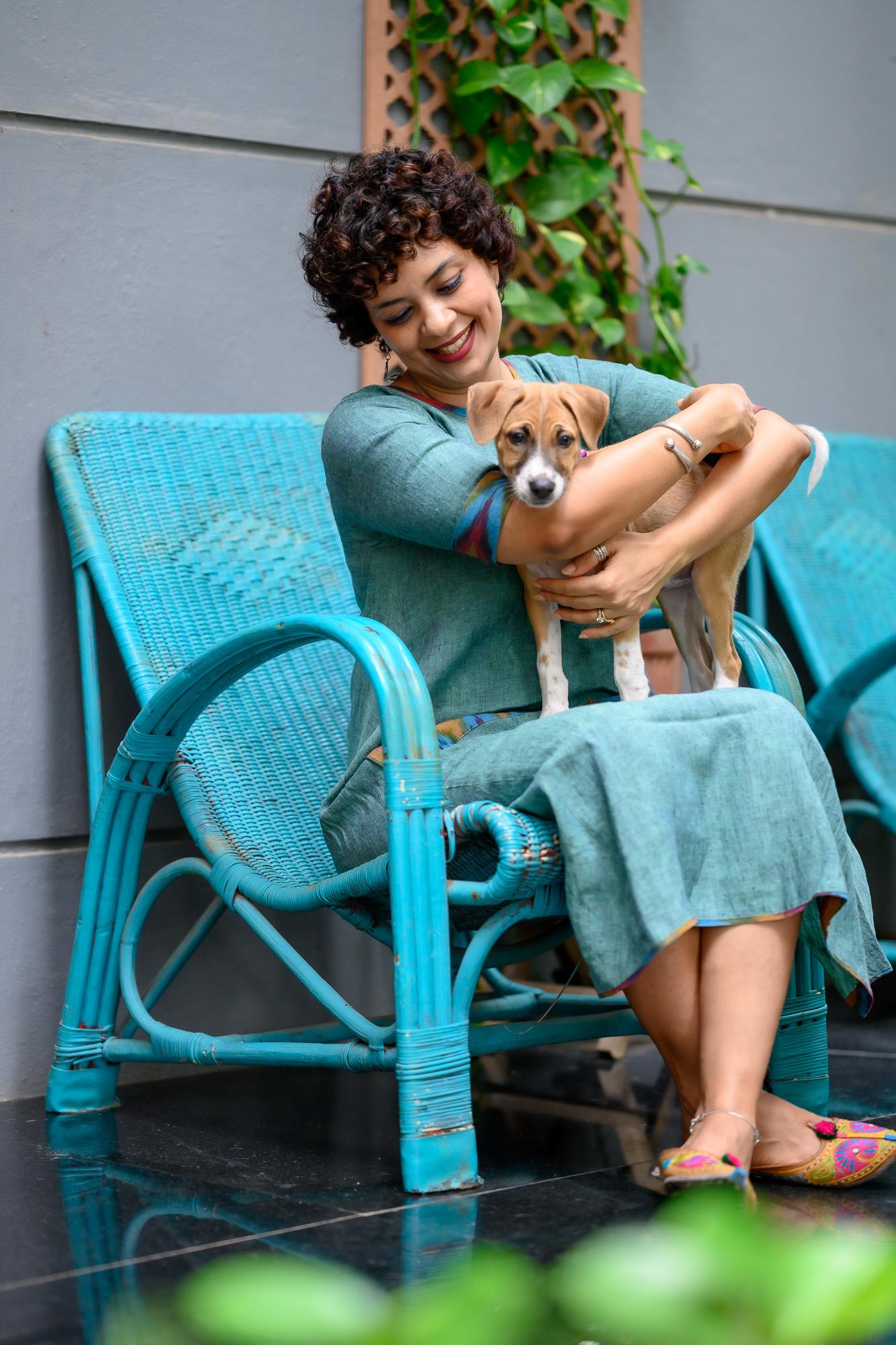 Neeta-Shankar-Photography-Lifestyle-Portrait-Photographer-casual-portraits-of-founder-ceo-AMARKOSA-sustainable-fashion-brand